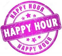 Happy Hour 2-5pm