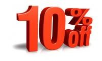Save 10% off a new 10 year Water Heater installation!
